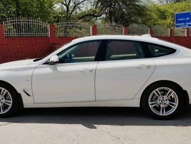 Used BMW 3 Series GT Luxury Line AT 2016 for sale