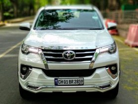 Used 2018 Toyota Fortuner 2.8 4WD AT for sale