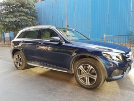 Used 2017 Mercedes Benz GLC AT for sale