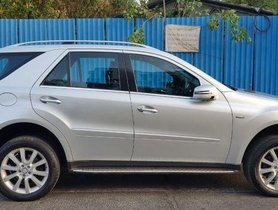 2010 Mercedes Benz M Class ML 350 4Matic AT for sale at low price