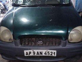 Hyundai Santro, 1999, Petrol for sale