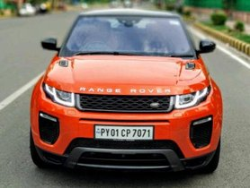 2017 Land Rover Range Rover Evoque HSE Dynamic AT for sale
