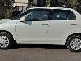 Maruti Suzuki Dzire VXI MT 2015 for sale