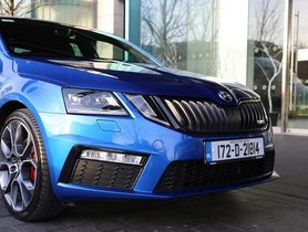Skoda Octavia RS Might Be Revived For India Market