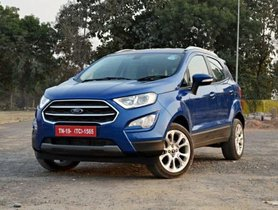 2017 Ford EcoSport Titanium Plus (Petrol AT) - Detailed Review