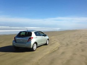 When Driving On The Beach: 9 Things To Keep In Mind