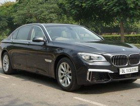 BMW 7 Series 730Ld Eminence AT 2013 for sale