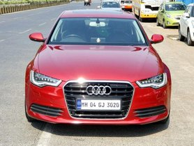 Audi A6 AT 2011-2015 2014 for sale