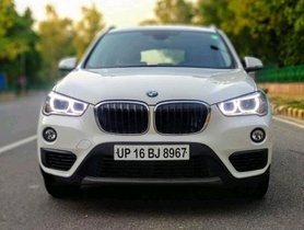 Used 2016 BMW X1  sDrive20d Expedition AT for sale