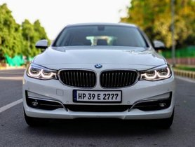 BMW 3 Series GT  Luxury Line AT 2018 for sale