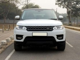 Used Land Rover Range Rover Sport SE  AT 2014 for sale