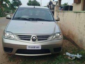 Used Mahindra Renault Logan car at low price