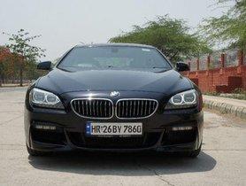 Used BMW 6 Series AT car at low price