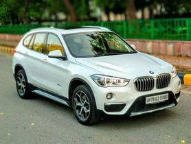 BMW X1 xDrive 20d xLine AT 2017 for sale