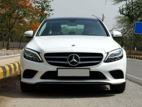 Used Mercedes Benz C-Class  Prime C 220d AT car at low price
