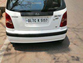Second-hand 2010 Hyundai Santro Xing GL CNG for sale in New Delhi