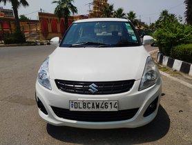 2012 Maruti Suzuki Dzire VDI Diesel MT for sale in New Delhi