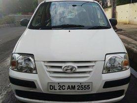 2011 Hyundai Santro Xing GLS Petrol MT for sale in New Delhi
