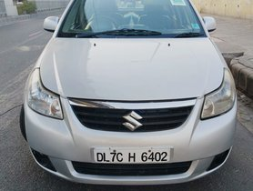 Used 2009 Maruti Suzuki SX4 Petrol MT for sale at low price