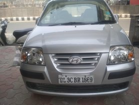Used 2010 Hyundai Santro Xing Petrol MT low price