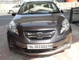 2014 Honda Amaze S MT Petrol for sale in New Delhi