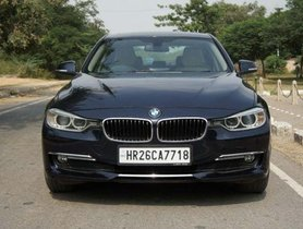 2013 BMW 3 Series 320d Luxury Line AT for sale at low price