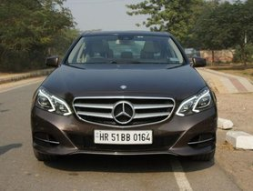 Used 2014 Mercedes Benz E Class AT for sale