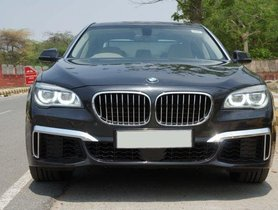BMW 7 Series 730Ld Eminence AT for sale