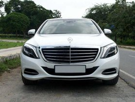 Used Mercedes Benz S Class S 350 CDI AT 2015 for sale