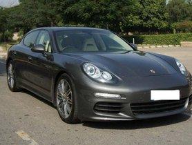 Porsche Panamera Diesel AT for sale