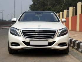 Used Mercedes Benz S Class S 500 L Launch Edition AT car at low price