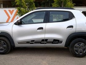 Renault Kwid  AT 2017 for sale