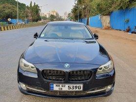 2011 BMW 5 Series  525d Sedan AT for sale