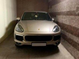 2015 Porsche Cayenne Diesel AT for sale at low price