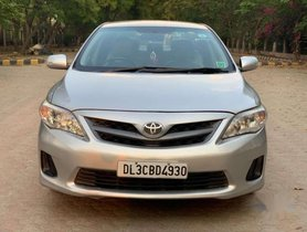 2011 Toyota Corolla Altis for sale at low price