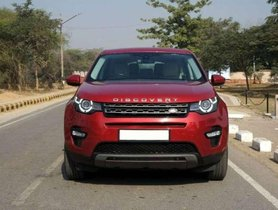 Used 2016 Land Rover Discovery for sale