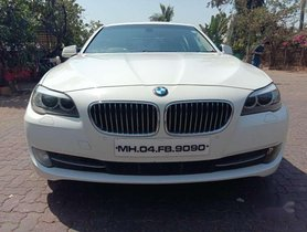 Used BMW 5 Series 520d Highline Sedan AT for sale