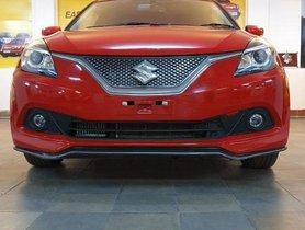 Used Maruti Suzuki Baleno RS car at low price