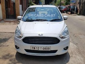 Used Ford Figo Aspire car at low price
