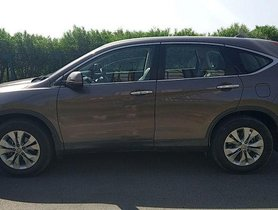 Used Honda CR V 2.4 MT car at low price