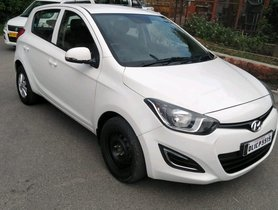 Secondhand 2013 Hyundai Elite i20 Sportz MT Diesel for sale in New Delhi