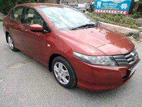 2011 Honda City S MT Petrol for sale in New Delhi