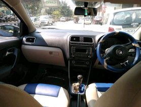 2nd-hand 2013 Volkswagen Polo Highline Petrol CNG MT for sale in New Delhi