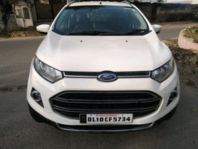 Used 2014 Ford EcoSport Titanium Diesel MT for sale in New Delhi