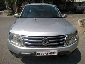 2010 Renault Duster RxL MT Diesel for sale in New Delhi