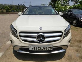 Mercedes Benz GLA Class MT 2016 for sale