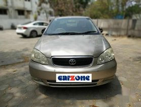 Used Toyota Corolla H2 MT for sale