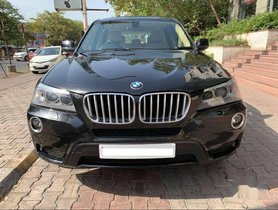 2013 BMW X3 AT for sale