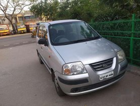 Used Hyundai Santro Xing GSL 2008 MT for sale  car at low price