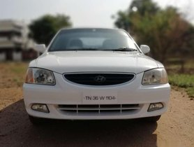 Hyundai Accent GLE MT 2008 for sale